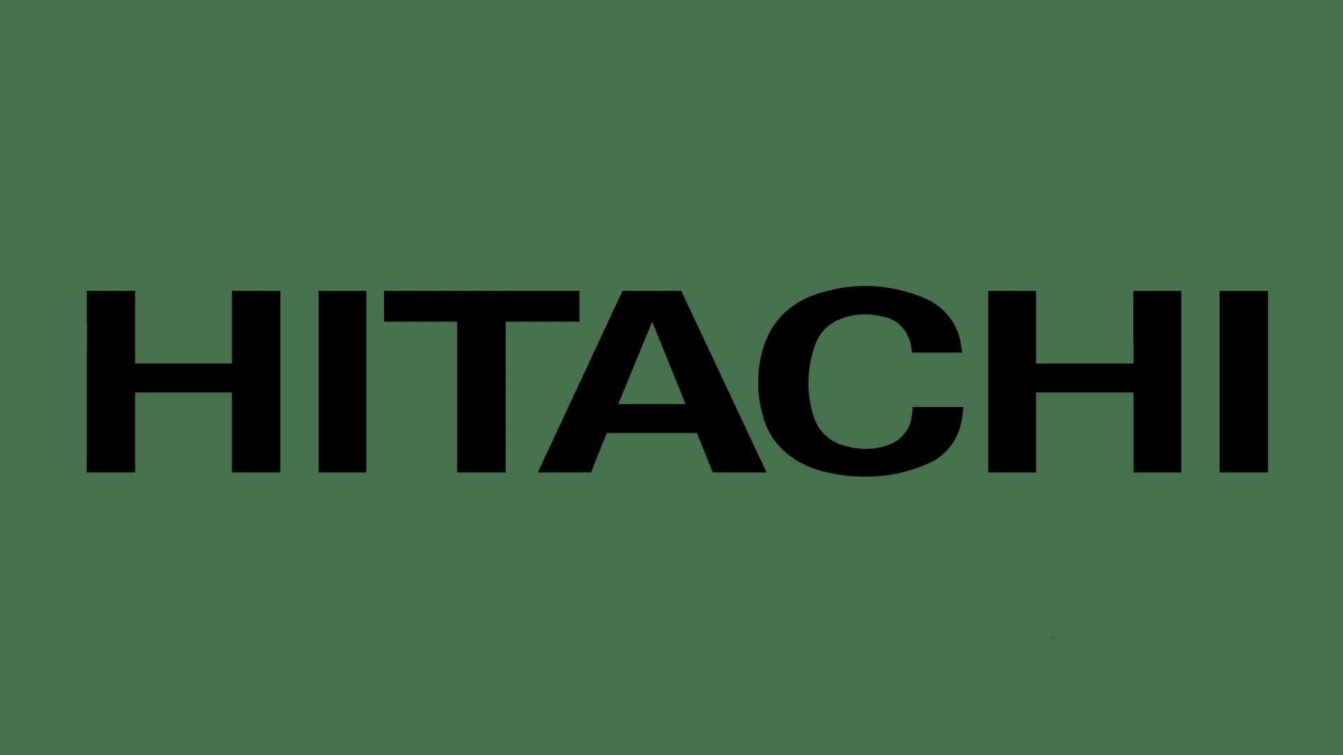 Hitachi spare parts